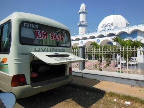 [2013/10/14]チャム族のモスク