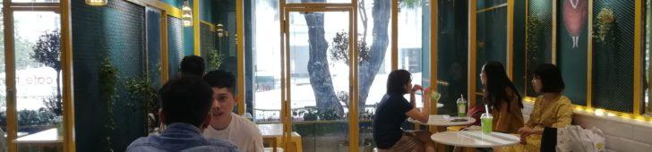 フレスコカフェ(Fresco Cafe)