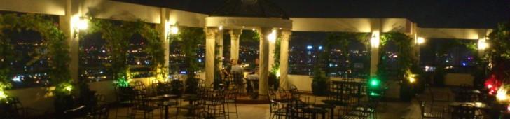 トップオブザタウン バー&レストラン(Top of the Town Bar & Restaurant)