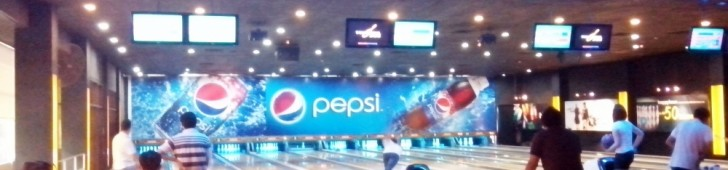 ボーリング(Bowling @ Parkson)