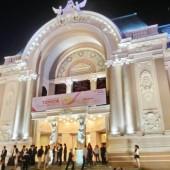 市民劇場/サイゴンオペラハウス(Nhà Hát Lớn Thành Phố )