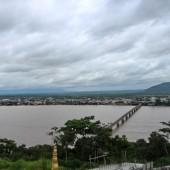 ベトナム・ラオスバイクの旅:第13話~パークセーの街を出て一気にベトナム国境へ~