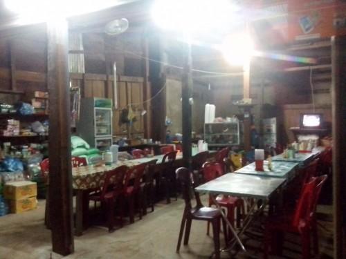 ベトナム風食堂