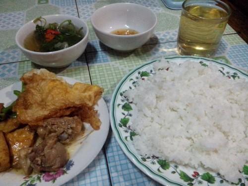 この味、完全にベトナムです