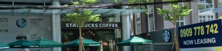 スターバックス・コーヒー(Starbucks – Nguyen Du)