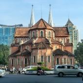 サイゴン大教会(聖マリア大聖堂)(Saigon Notre Dame Cathedral)