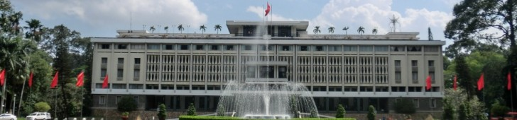 統一会堂(Reunification Palace)