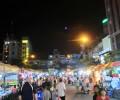 ベンタインナイトマーケット(Ben Thanh Night Market)