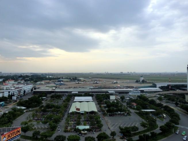 こちらは国内線ターミナル