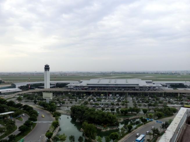こちらは国際線ターミナル