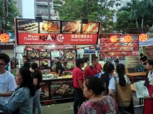 7区のフーミーフンに店舗を構える韓国料理店、KHAN