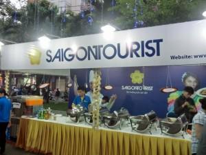 ホーチミンの大手旅行会社、サイゴンツーリストのホテルでしょうか。