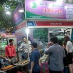 ベトナムの焼き物料理店