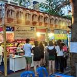 ホーチミン市内の2つのインド料理店