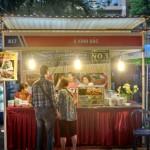 ベトナム料理と思ったらBitburgerの文字が・・・