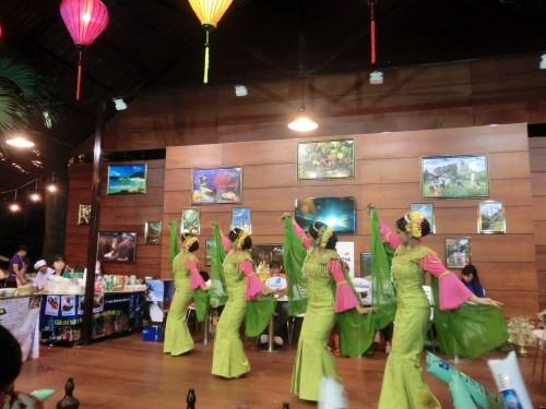 マレーシアの伝統舞踊