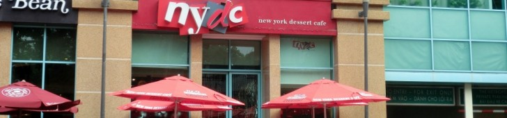 エヌワイディーシー(NYDC: New York Dessert Cafe)