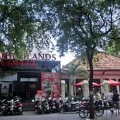 ハイランズコーヒー(Highlands Coffee)