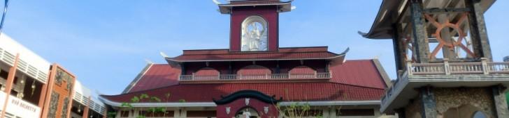 ヴィンホイ教会(Vinh Hoi Church)