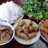 ホーチミン市でとっても美味しいベトナムのつけ麺「ブンチャー」を食べよう