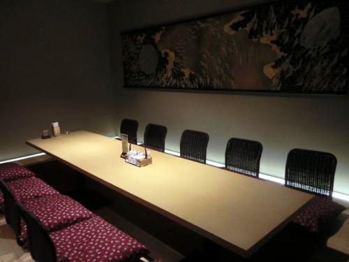 喜神のお座敷席(個室)