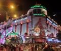 常夏のホーチミンでも街中がお祭り騒ぎになるクリスマス