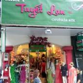 テイラー トゥイェットラン オーチャードシルク(Tailor's Tuyet Lan Orchids Silk )