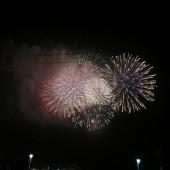 ホーチミンの新暦正月の花火をベトナムローカルスタイルで見てきました