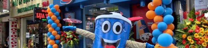 本日1月21日オープン!アメリカからやって来たソフトクリームチェーン「Dairy Queen(デイリークイーン)」に行ってきました!