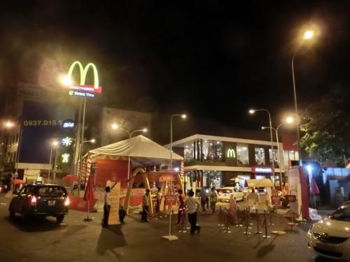深夜2時のマクドナルド