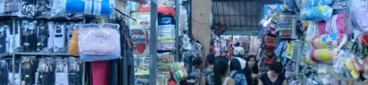 Chợ Cồn (コン市場)