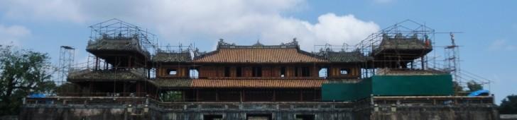 Đại Nội (フエ王宮)
