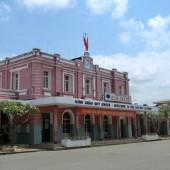 フエ駅(Ga Huế)