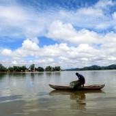 ラック湖(Hồ Lắk)
