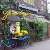 イエスタデイカフェ(Yesterday Cafe)