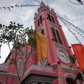 タンディン教会(Tân Định Church)