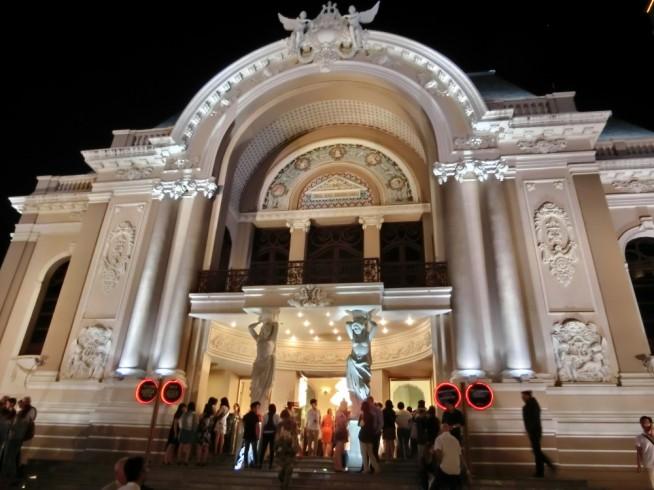 会場の市民劇場