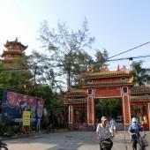 ヤックラム寺(Chùa Giác Lâm)