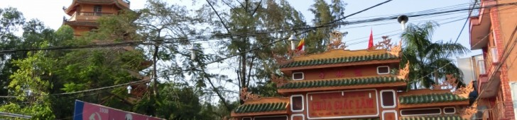 Giác Lâm Temple (ヤックラム寺)