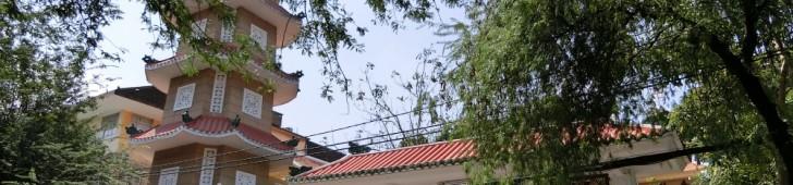 Chùa Phật Học Xá Lợi (サーロイ寺)