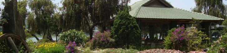 Bich Cau Flower Garden Cafe  (ビッカウフラワーガーデンカフェ)