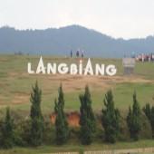 ランビアン山(Núi Lang Biang)