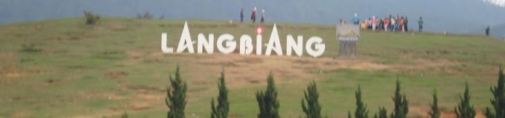 Núi Lang Biang (ランビアン山)