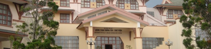 Đà Lạt University (ダラット大学)