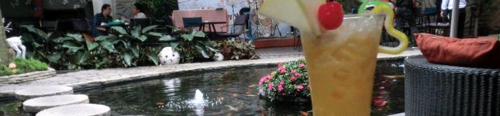タクシーに乗ってでも訪れたいホーチミン市の庭園風大型ローカルカフェ