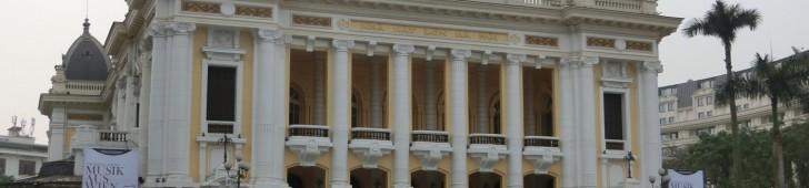 Hanoi Opera House(ハノイ大劇場(オペラハウス))
