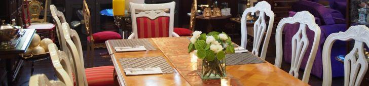 ヴィラ・ロイヤル アンティークス&ティールーム(Villa Royale Antiques and Tea Room)