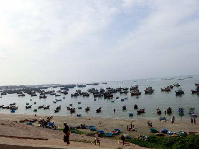 ムイネーの漁村