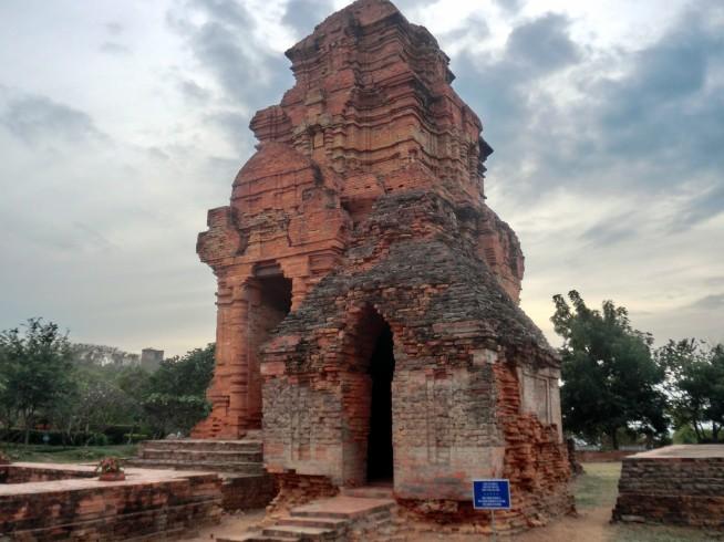 1000年の時を越えた遺跡