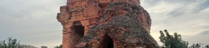 ファンティエットとムイネーの間にある1000年以上前にできたポーハイ遺跡を見に行こう